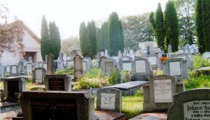Friedhofsansicht